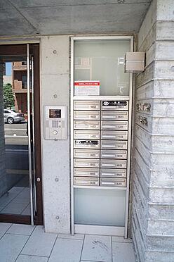 一棟マンション-札幌市北区北十二条西1丁目 エントランス