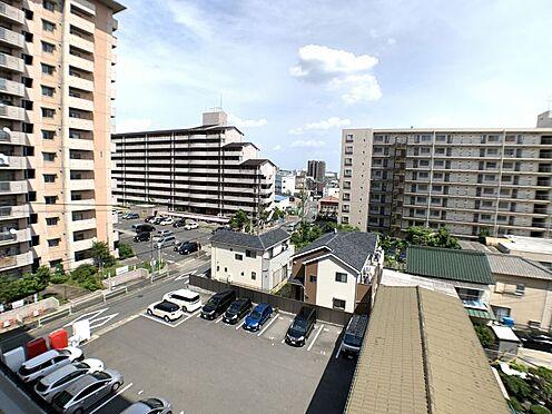 区分マンション-名古屋市南区豊2丁目 11階建て6階部分につきプライバシーが守られますね。
