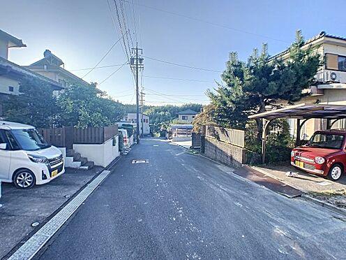 中古一戸建て-知多市日長字穴田 前面道路