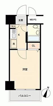マンション(建物一部)-横浜市南区白金町 間取り