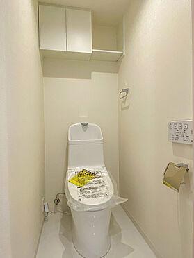 中古マンション-横浜市神奈川区片倉2丁目 トイレ