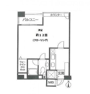 マンション(建物一部)-京都市下京区芦刈山町 間取り