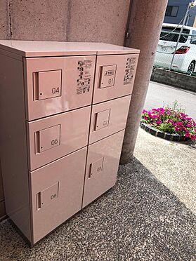 マンション(建物全部)-神戸市東灘区深江南町4丁目 宅配BOXもあります。