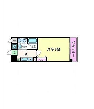 マンション(建物一部)-大阪市中央区南久宝寺町1丁目 間取り