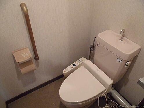 中古マンション-稲城市長峰3丁目 洗面側トイレ(トイレ2か所有り)
