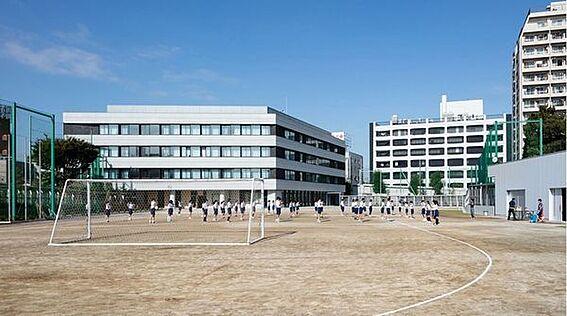 マンション(建物一部)-練馬区豊玉中1丁目 練馬区立豊玉第二中学校まで597m