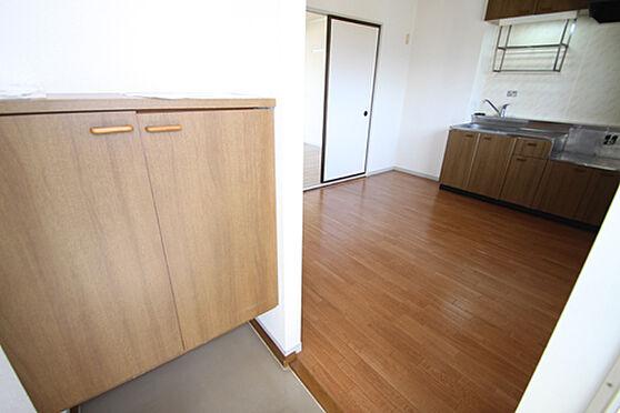 アパート-土浦市湖北1丁目 靴箱つき。