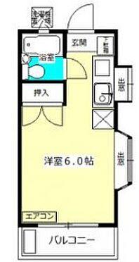 アパート-鶴ヶ島市1424 間取り
