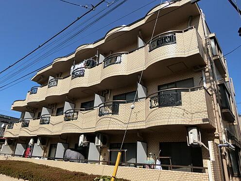 マンション(建物一部)-杉並区和泉2丁目 南西側からのマンション画像です。