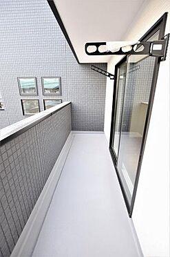 新築一戸建て-仙台市宮城野区福室7丁目 バルコニー