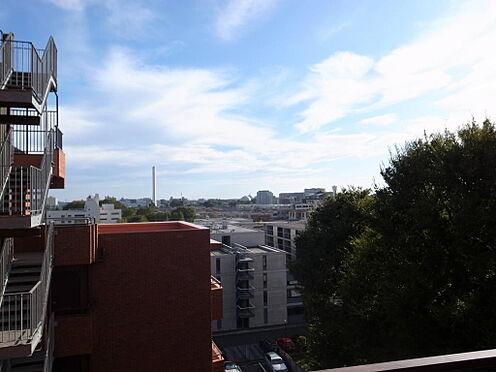 マンション(建物一部)-世田谷区上北沢4丁目 バルコニーからの眺望