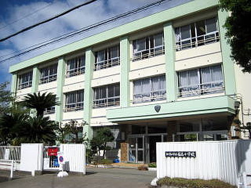 店舗(建物一部)-和歌山市粟 小学校福島小学校まで741m