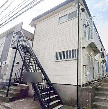 アパート-横須賀市野比2丁目 外観