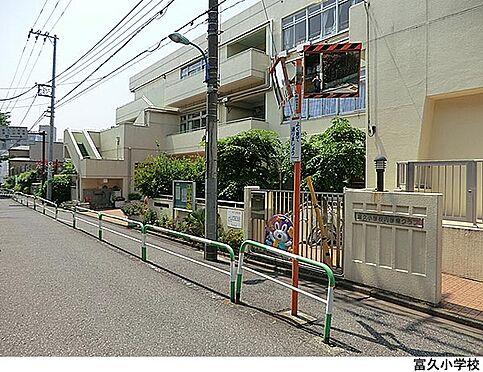 マンション(建物一部)-新宿区富久町 富久小学校