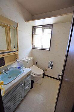 中古一戸建て-仙台市太白区羽黒台 トイレ
