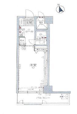 中古マンション-大阪市生野区新今里3丁目 3階部分の南向きバルコニーです