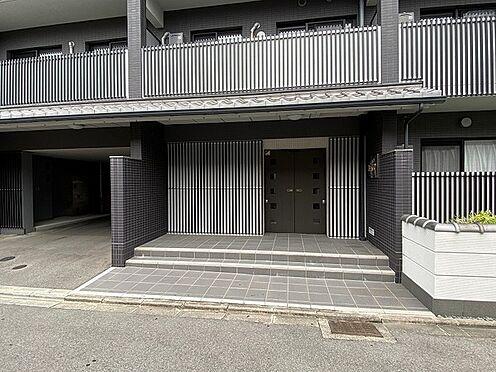 マンション(建物一部)-京都市中京区壬生檜町 エントランス