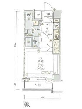 マンション(建物一部)-文京区西片2丁目 間取り
