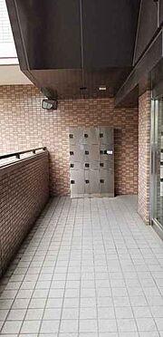 中古マンション-大阪市城東区中浜2丁目 エントランス