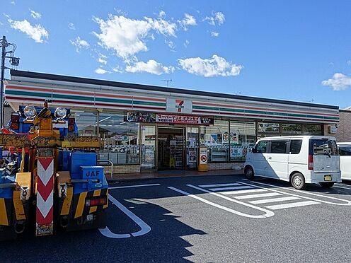 建物全部その他-松戸市古ケ崎1丁目 セブンイレブン松戸古ケ崎1丁目店まで160m、徒歩約2分!コンビニが近いので急なお買物にも対応できます!
