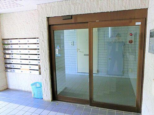 マンション(建物一部)-横浜市港北区綱島東3丁目 オートロック完備です。