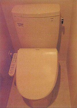 マンション(建物一部)-墨田区緑3丁目 トイレ