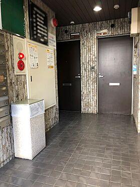 中古マンション-目黒区駒場4丁目 エントランスロビー