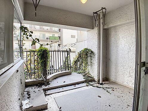中古マンション-名古屋市名東区名東本町 ゆとりあるバルコニーで家庭菜園もいいですね♪