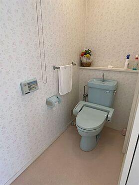 中古一戸建て-伊東市荻 【トイレ】ウォシュレット付き