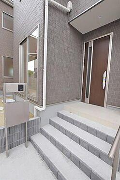 新築一戸建て-仙台市宮城野区福室3丁目 玄関
