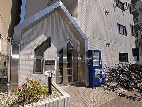 マンション(建物一部)-神戸市兵庫区本町1丁目 清潔感のあるアプローチ