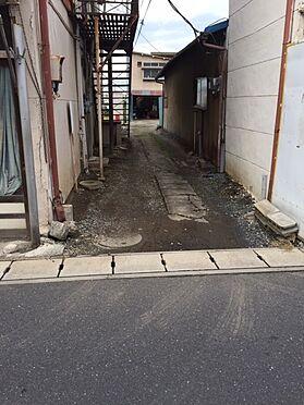 アパート-佐野市久保町 東側私道(南側)