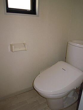 アパート-北九州市八幡西区町上津役東3丁目 トイレ