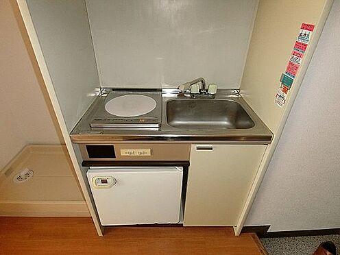 マンション(建物全部)-横浜市瀬谷区瀬谷4丁目 キッチン