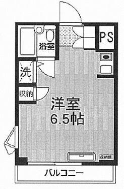 中古マンション-横浜市鶴見区元宮1丁目 間取り