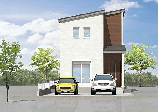 新築一戸建て-名古屋市中川区新家3丁目 暑さ・寒さに悩まされない、健やかで快適な住まいへ。夏涼しく、冬暖かい高気密高断熱の家。