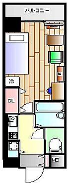 区分マンション-大阪市中央区石町2丁目 室内に洗濯機置き場あり