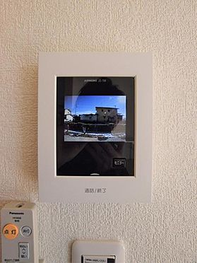 中古一戸建て-仙台市太白区袋原字堰場 モニター付きインターホン