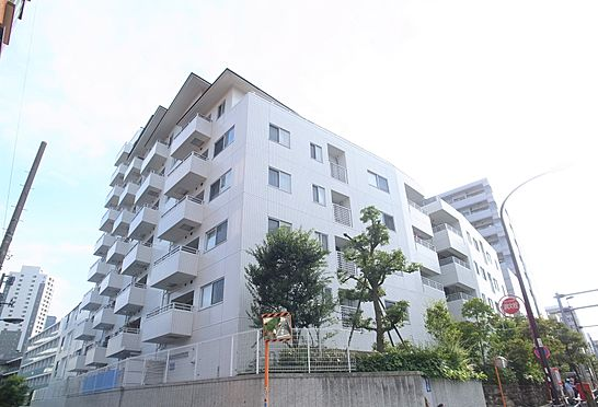 中古マンション-新宿区新宿7丁目 現地建物外観