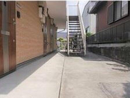 アパート-横浜市鶴見区東寺尾東台 外観