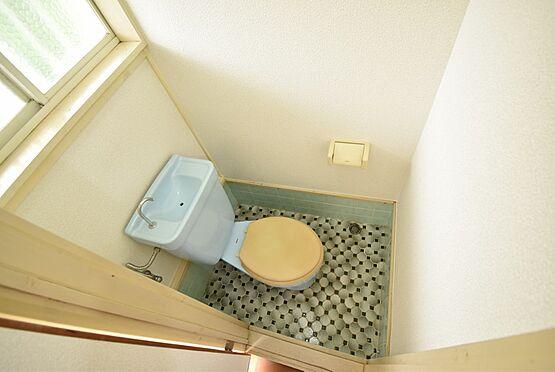 アパート-霧島市隼人町内山田3丁目 トイレ
