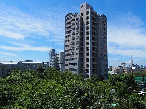 中古マンション-八王子市別所1丁目 大きな蓮生寺公園の前に位置するマンションです!