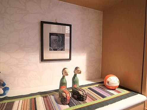 中古マンション-横浜市港南区野庭町 下駄箱掲載中の家具、調度品等は販売価格に含まれません