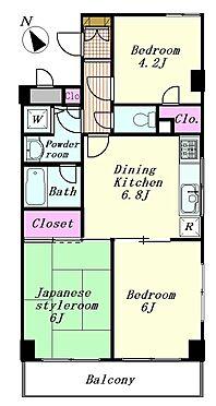 マンション(建物一部)-川崎市幸区南加瀬1丁目 間取り