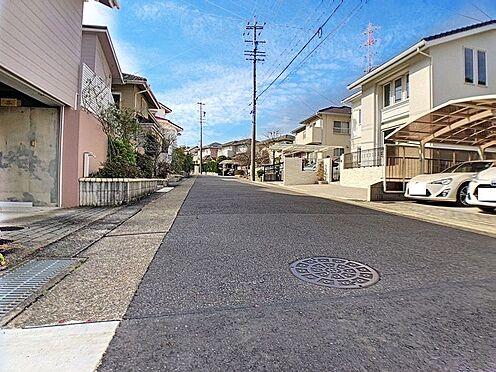 中古一戸建て-名古屋市緑区乗鞍1丁目 交通量が少なく閑静な住宅街です