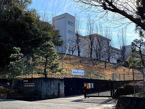 区分マンション-八王子市大塚 【中学校】八王子市立松が谷中学校まで1143m