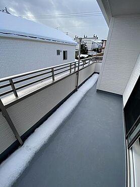 新築一戸建て-仙台市泉区旭丘堤1丁目 バルコニー