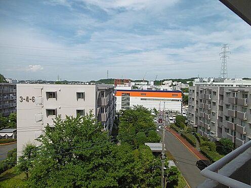 中古マンション-多摩市貝取3丁目 北東側眺望。