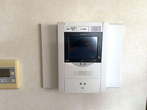 中古マンション-名古屋市瑞穂区松月町5丁目 モニター付きインターホンでセキュリティも安心です!