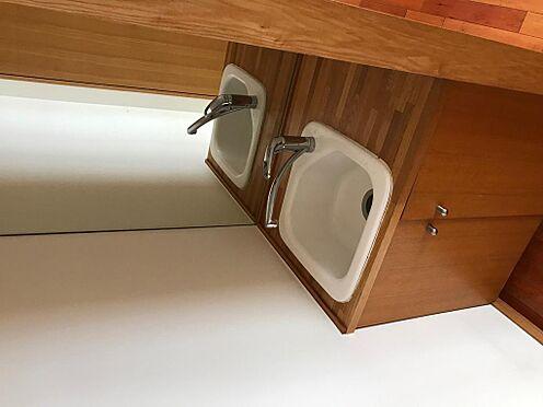 店舗付住宅(建物全部)-横浜市青葉区みたけ台 店舗 1 手洗い器